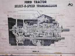 ford 5000 select o speed