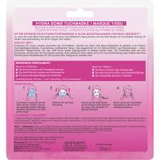 Komplette K He Kaufen Garnier Skinactive Hydra Bomb Tuchmaske Online Günstig Kaufen