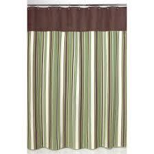green and brown ethan shower curtain bathroom bathroom ideas
