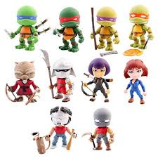 Blind Ninja Loyal Subjects Teenage Mutant Ninja Turtles Blind Vinyl Figure