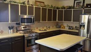 kitchen colors with oak cabinets and black countertops decor dark countertops awesome paint colors for kitchens with