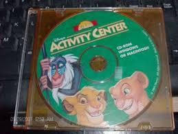 free lion king activity center pc game children