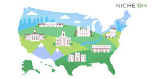 Map Of Pennsylvania Colleges by The Best College In Each State U2013 Niche Blog