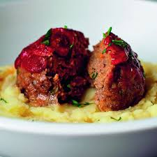 The Smitten Kitchen Cookbook by Tomato Glazed Meatloaves With Mashed Potatoes The Happy Foodie