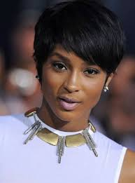 layered hairstyles with bangs for african americans that hairs thinning out african american layered hairstyles african american short