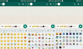 new android emojis whatsapp for android gets new emojis