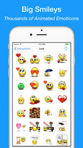 animoticons 3d emoticons smileys stickers on the app store