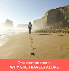 how to travel alone images Why traveling alone as a female empowered me to be independent jpg