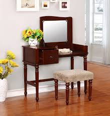 linon home decor vanity set with butterfly bench black linon home decor vanity set with butterfly bench black linon