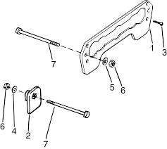 transom mount kit 40 hp manual tilt models e tec miscellaneous