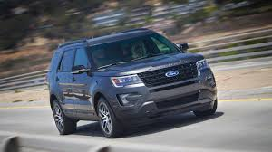 Ford Explorer 3 5 Ecoboost - 2016 ford explorer review and test drive with price horsepower