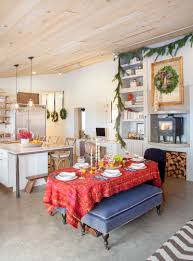French Interiors by A Festive Home In New Mexico U0027s