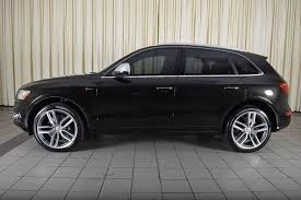 audi sq5 2015 used 2015 audi sq5 prestige at certified beemer serving