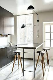 table de cuisine avec tabouret table haute de cuisine et tabouret la table haute de cuisine est ce
