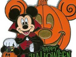 happy halloween mickey mouse