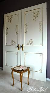 in pink downton abbey drawing room doors how to create your