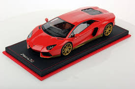 lamborghini aventador lp 700 4 miura homage 1 18 mr collection