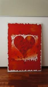 wandbild schlafzimmer deko leinwand groß rot liebe bild wandbild kunst schlafzimmer