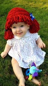 Homemade Cabbage Patch Kid Halloween Costume 260 Creative Halloween Costumes Images