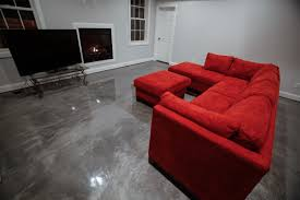 Laminate Flooring On Concrete Slab How Much Does It Cost To Install A Concrete Floor In A Cellar