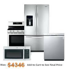 viking kitchen appliance packages kitchen appliances bundles amazing appliances at the home depot home