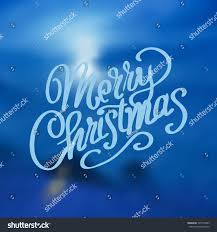 merry christmas vector greeting background holiday stock vector