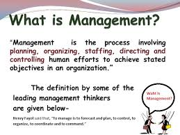 controlling definition define the four functions of management planning organizing leading