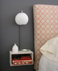 small spaces nightstand home decoration ideas