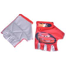 bike gloves disney cars children u0027s bike gloves insportline