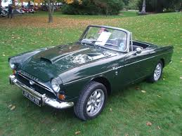 jaguar car icon celebrating a true classic car icon the sunbeam tiger at 50
