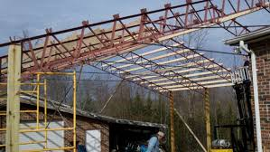 Steel Pole Barn Pricing Quality Steel Trusses From Bestbuildingkit
