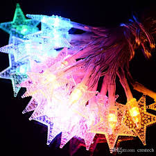 pearl gift 10m led decoration snow