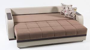 Brown Sofa Sleeper Ultra Optimum Brown Convertible Sofa Bed By Istikbal Sunset