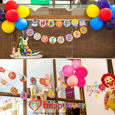 Images Of Birthday Decoration At Home Birthday Wall Decorations Shenra Com
