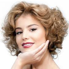 cute hairstyles for short curly hair with bangs haircuts black