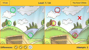 Spot The Differences Cartoon Android Apps On Google Play