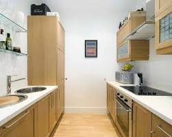 kitchen design ideas for small galley kitchens small galley