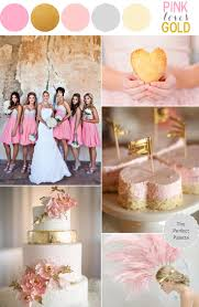 Pink Gold And White Bedroom 550 Best Pink Gold Weddings Images On Pinterest Gold Weddings