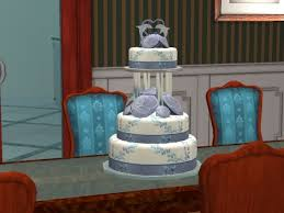 wedding cake the sims 4 59 best sims 2 downloads custom food images on sims 2