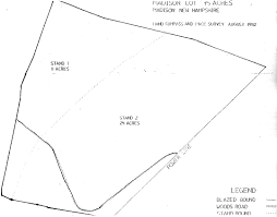 Property Line Map Woodlands And Natural Areas College Of Life Sciences And Agriculture