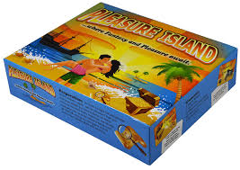 amazon com pleasure island board game for couples