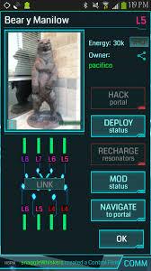 ingress hacked apk ingress scanner 2 0 explorer pioneer portal card beacons decode