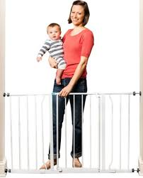 Extra Wide Pressure Mounted Baby Gate The Best Baby Gates Reviews 2017 Our Top 5 Picks