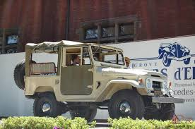 icon 4x4 fj40 fj40 toyota land cruiser factory soft top concours winning restoration