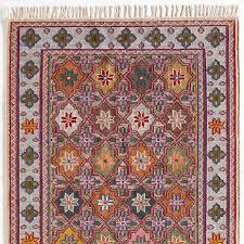 handmade patterned dhurrie rug robert redford u0027s sundance catalog