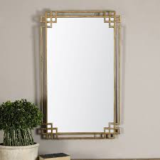 Uttermost Mirrors Free Shipping Devoll Antique Gold Mirror Uttermost Wall Mirror Mirrors Home Decor