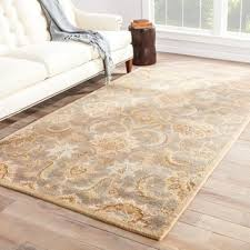 10 X 6 Area Rug Coventry Handmade Floral Gray Beige Area Rug 2 6 X 10 Free