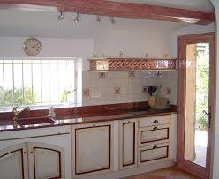 decoration provencale pour cuisine beau decoration provencale pour cuisine 7 les cuisines rustiques