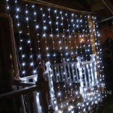china led curtain light for home garden patio window decoration