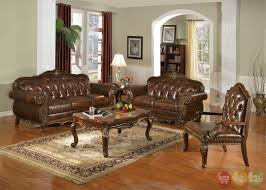 Traditional Living Room Set Elegant Living Room Set With Luxury Antique Style Formal Living